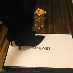 Nine West Wide Calf Tall Boots